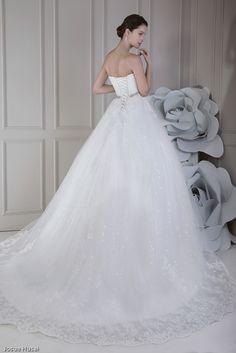 Vestido de Novia DAKOTA espald. #SoyInnovia
