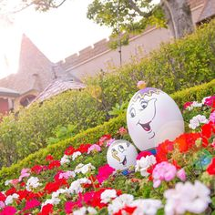 Happy Mother's Day! お母さん、いつもありがとう💐  #mrspotts #fantasyland  #disneyseaster #tokyodisneyland  #tokyodisneyresort #mothersday #母の日 #おかあさんありがとう #イースターエッグ #ディズニーイースター  #ポット夫人 #チップ #ファンタジーランド #東京ディズニーランド #東京ディズニーリゾート