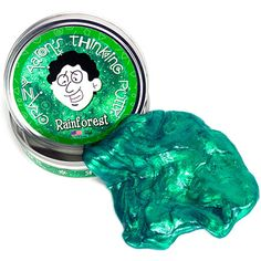 Rainforest Thinking Putty // Available only at Timberdoodle's
