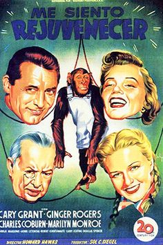 1952: Monkey Business