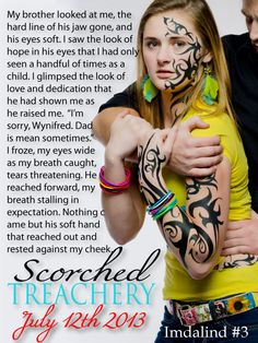 I love Wyn so much - I can't wait for people to read this :)