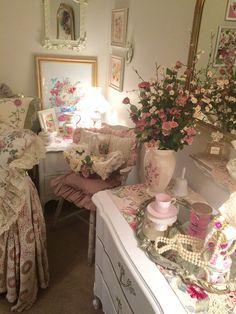 Room Ideas Bedroom, Bedroom Inspo, Bedroom Decor, Dream Rooms, Dream Bedroom, Fairy Room, Cute Room Ideas, Color Lila, Pretty Room