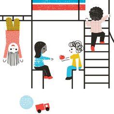 print & pattern: ILLUSTRATION - sara gillingham