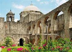 San Jose Mission Church, San Antonio, TX