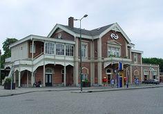 nederlandse stations  Baarn