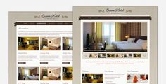 Queen Hotel - Classic and Elegant WordPress Theme Template Download