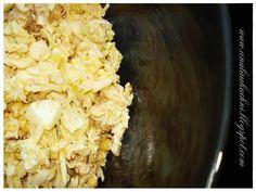 Anula w kuchni: Sałatka z kurczakiem w gyrosie i makaronem chiński...