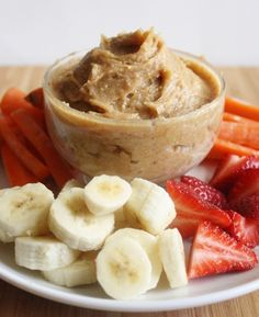 Peanut Butter Yogurt Spread/Dip  (For all of my fellow peanut butterworshipers…)  Ingredients:  1/2 cup fruit-flavored yogurt  1/2 cup natural peanut butter  1/4 cup powdered sugar (I used Splenda)  Methods:  Mix well  Eat as a dip with fruits or spread on bread for an intoxicatingly yummy sandwich  Weep tears of joy for the glory that this brings to your mouth  (Makes 6-8 servings assuming ~2 Tbsp serving size)  Nutrition (based on the Splenda recipe):