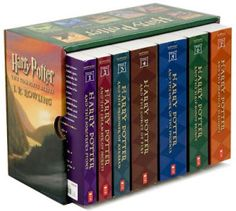This is the ultimate Harry Potter collection for Harry Potter fans of all ages! Harry Potter and The Sorcerer's Stone. Harry Potter and The Chamber of Secrets. Harry Potter and The Goblet of Fire. Harry Potter and The Prisoner of Azkaban. Harry Potter Film, Harry Potter World, Harry Potter Hardcover, Harry Potter Box Set, Mundo Harry Potter, Harry Potter Book Series, Harry Potter Merchandise, Lily Potter, James Potter