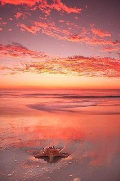 Sunrise on Mullaloo Beach - Australia