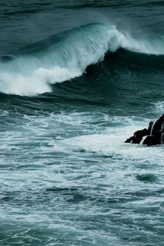 ocean waves pictures | The strength of the sea (Sintra, Portugal) | by Pedro Ribeiro Simões