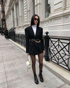 February 09 2020 at fashion-inspo Looks Street Style, Looks Style, Look Fashion, Girl Fashion, Fashion Outfits, Fashion Women, Fashion Pics, Fashion Clothes, Fashion Fashion