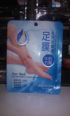 BN Peeling Foot Mask