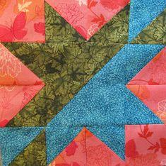 star quilt pattern free