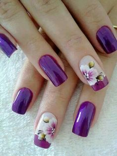 I love almost everything in purple, lol. These would be gorgeous in any shade tho...
