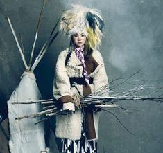 Inuit Eskimo Chic