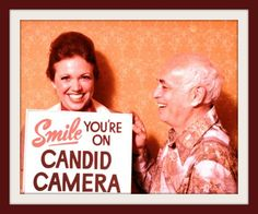 Candid Camera TV Series | ... camera TV show. You know, like 'Candid Camera' or maybe 'Punk