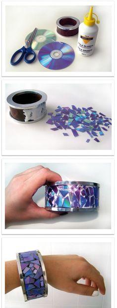 Easy Craft Bracelet diy crafts craft ideas easy crafts diy ideas crafty easy diy diy jewelry diy bracelet craft bracelet jewelry diy craft fashion