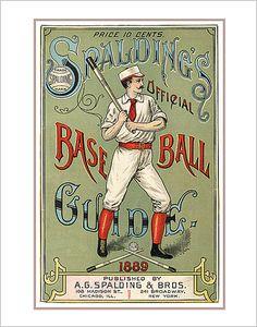 Spalding's Base Ball Guide