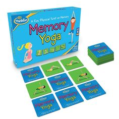 Yoga benefits kids as well as adults. Get your children interested in yoga with picture books, games, and videos. They'll develop your children's interest in starting their own yoga practice. Poses Yoga Enfants, Kids Yoga Poses, Yoga For Kids, Yoga Games, Fun Games, Chico Yoga, Preschool Age, Games For Toddlers, Memory Games