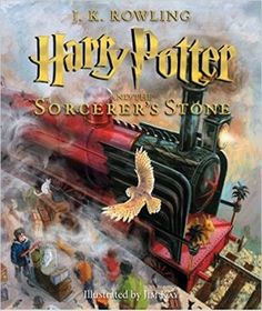 Gigantic Collection Of Gift Ideas For Tween Girls | Harry Potter And The Sorcerer's Stone: Illustrated Edition