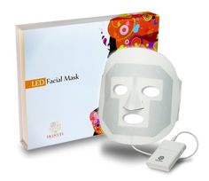 Skinvel Red LED Light Therapy Photorejuvenation Facial Mask by SKINVEL. $199.99. As easy as normal daily use beauty mask. Also, you could combine any other beauty products at one time.. Sooth irritated, red conditions. Greatly improved acne conditions. Excellent in reduction of newly formed. Stimulate micro-circulation. The RED LED LIGHT - encourages collagen and elastin regeneration by stimulation fibroblast activity in the skin (increased fibroblast activity is respo...