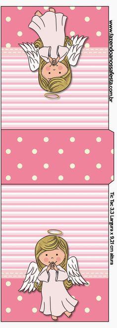 Angelita: Etiquetas para Candy Bar para Imprimir Gratis.