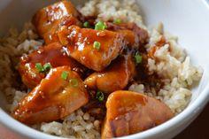 General Tso's Crockpot Chicken