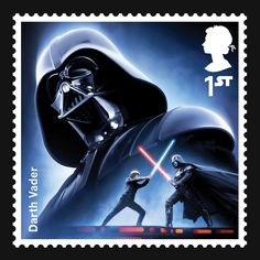 Force-Powered Mail: Star Wars Stamps Coming to the UK | StarWars.com