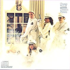 Cheap Trick-Dream Police. A childhood favorite, I picked it up today 3-24-2012. One of the best album covers too.