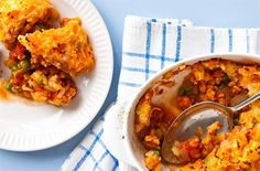 Turkey cottage pie with carrot and potato topping recipe - goodtoknow