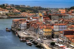 Porto, Portugal: Check.  Smells like fish in this city!  Buildings about with eclectic charm.  And best port wine I've ever had!