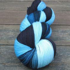 Blackbird, Day Dreaming, Portal - Yummy Trio - Babette | Miss Babs Hand-Dyed Yarns & Fibers, Inc.
