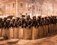 Guillaume Herbaut, Ukraine Riot Police, Ukraine, Ss, Politics, People, War, Military, Pictures, Photography