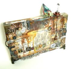 """A """"Stand Alone Tray Canvas"""" Invention"""