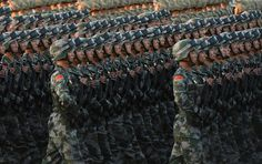 Heavy Fire: China Takes Aim at 300,000 Armed Forces Jobs
