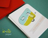 To a Happy Camper- set of 6 everyday cards $10