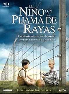 EL NIÑO CON EL PIJAMA DE RAYAS (2006) Mark   Herman. En Bruno s'endinsa en el bosc fins a descobrir-hi una reixa. A l'altra banda li espera una amistat entranyable i molt especial.