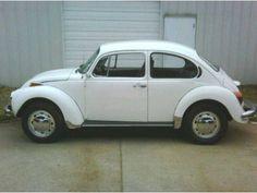 1973 Volkswagen Super Beetle I want this car