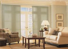 Door: Sliding Door Window Treatments Patio Door Blinds Patio Door Shades Intended For Patio Door Blinds Stylish In Addition To Beautiful Patio Door Blinds For Inspire from Sliding Glass Door Blinds and the Elite Style Living Room Blinds, Bedroom Blinds, House Blinds, Living Room Windows, Living Rooms, Budget Blinds, Diy Blinds, Kitchen Blinds Black, Sliding Panel Blinds