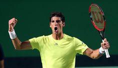 Thomaz Bellucci, tenista do Brasil (Foto: Cristiano Andujar/CBT)