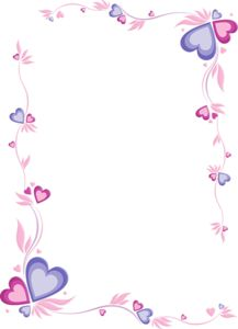 Pink heart-shaped frame, Frame, Pink, Lace PNG and Vector Boarder Designs, Page Borders Design, Printable Border, Boarders And Frames, Heart Shaped Frame, Borders For Paper, Paper Frames, Floral Border, Writing Paper
