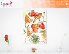Orange Flowers Jpg image 600 dpi Printable