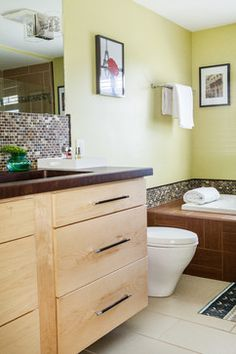 Transitional Home  Mediterranean  Bathroom  Phoenix  Wendy Prepossessing Bathroom Design Columbus Ohio Inspiration