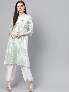 W Light Green Round Neck Kurti,Latest designer printed kurtis, designer kurtis for casual wear, designer kurtis for office wear, shop online printed kurtis, printed kurtis for women, Latest Design printed kurtis 2019 #kurti #printedkurtis #kurtis #black #blackkurti #partywear #casualwear #officewear Latest Kurti Design INDIAN ART PAINTINGS PHOTO GALLERY  | I.PINIMG.COM  #EDUCRATSWEB 2020-07-29 i.pinimg.com https://i.pinimg.com/236x/f5/6a/9a/f56a9ace30621bd2e0a626fa66718a94.jpg