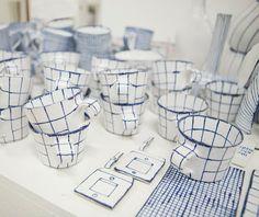 Marianne Hallberg : Ceramic