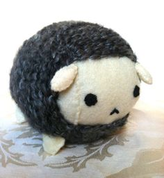 Soft Sheep Plush by Pinkchocolate14 on Etsy