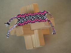 Friendship Bracelets, Objects, Pattern, Accessories, Jewelry, Jewellery Making, Jewerly, Jewelery, Patterns