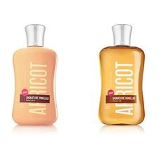 Bath and Body Works Signature Vanillas Apricot Lotion and Shower Gel Gift Set -- Continue to the product at the image link.