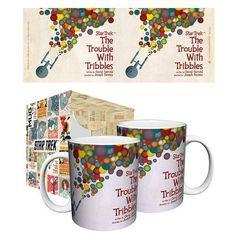 STAR-TREK-TOS-Licensed-Episode-44-TROUBLE-WITH-TRIBBLES-Poster-11oz-CERAMIC-MUG